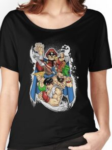 READY TO FIGHT?  Women's Relaxed Fit T-Shirt