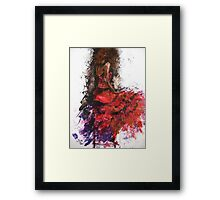 Late Lounge Framed Print