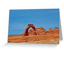 Moab, Utah. Greeting Card