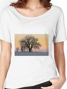 Cottonwood Cold Sunrise Women's Relaxed Fit T-Shirt