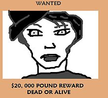 Most Wanted - Dead or Alive by monica98