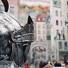 Quebec City, Home Of The One-Knight Stand by David McMahon