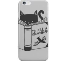 To Kill a Mockingbird iPhone Case/Skin