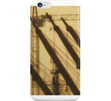 First world sunset iPhone Case/Skin