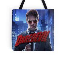 Daredevil Netflix TV Show Tote Bag