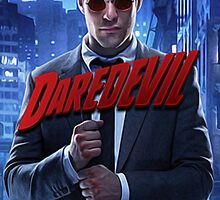 Daredevil Netflix TV Show by JamesWarner