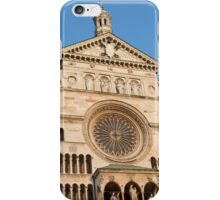 The beautiful cathedral of cremona iPhone Case/Skin