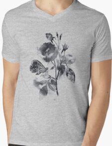 Inked Mens V-Neck T-Shirt
