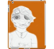 Skyler Fish Girl iPad Case/Skin