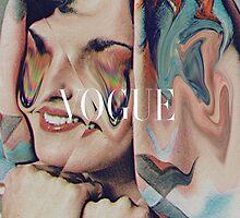 Vogue by mrsaraneae
