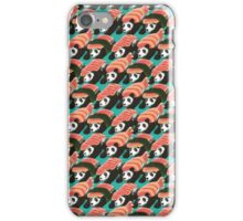 Panda Sushi iPhone Case/Skin
