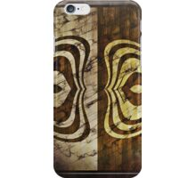 AbOriginal Day and Night Abstract iPhone Case/Skin