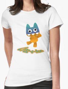 Craz-e-Mon Womens Fitted T-Shirt