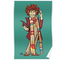 The Fourth Doctor [Who] Poster