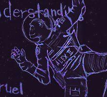 Understanding Is Cruel by Arelono