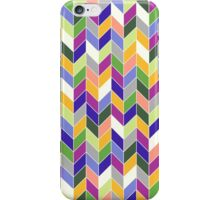 Geo Pattern_multi light iPhone Case/Skin