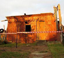 shed by John Douglas