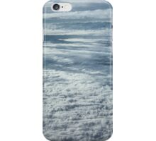 collision clouds iPhone Case/Skin