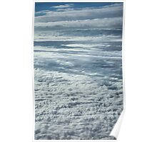collision clouds Poster