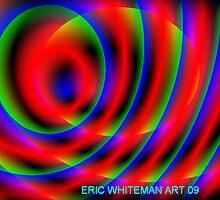 (AWESOME  ) ERIC WHITEMAN  ART   by eric  whiteman