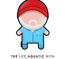 The Life Aquatic with Steve Zissou by sammya89