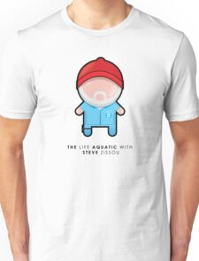 The Life Aquatic with Steve Zissou Unisex T-Shirt