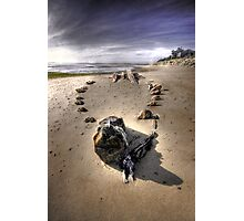 The Hammer Shipwreck Cape Cod HDR Photographic Print