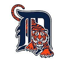 Detroit Tigers  Photographic Print
