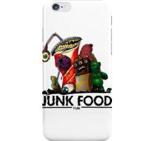 Junkiest of Junk Food iPhone Case/Skin