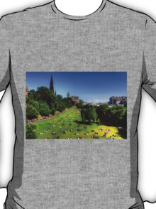 The Gardens in August T-Shirt