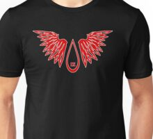 Sanguine Drop Red Unisex T-Shirt