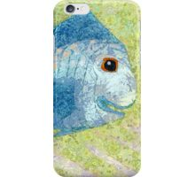 IF FISHES WERE WISHES, THEN THIS IS KISSES iPhone Case/Skin