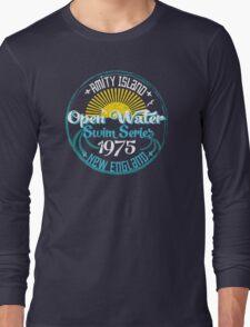 Amity Island Open Water Long Sleeve T-Shirt