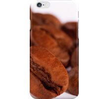Roasted Coffee Beans iPhone Case/Skin