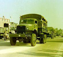 GMC 6x6 Truck by Edward Denyer
