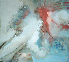 Exploding Rose by John Fish