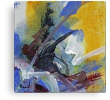 Ariel Dreaming Canvas Print