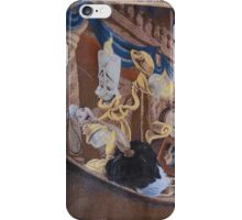 Disney Beauty and the Beast Characters Disney Belle Princesses iPhone Case/Skin