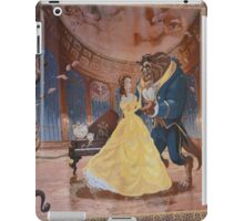 Disney Beauty and the Beast Characters Disney Belle Princesses iPad Case/Skin