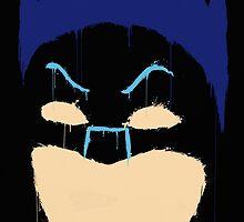 Gotham Graffiti (Batman) by Jammsky
