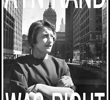 Ayn Rand Was Right by SquallAndSeifer