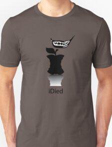 iDied - Black T-Shirt