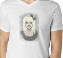 Scenegirl Mens V-Neck T-Shirt