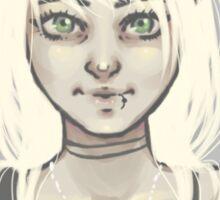 Scenegirl Sticker