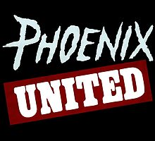 Phoenix United by SoulEater