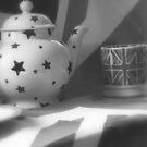 Emma Bridgewater cup & teapot by Luckyman