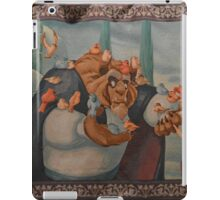 Disney Beauty and the Beast Birds Disney Belle Princesses iPad Case/Skin