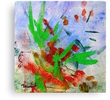 Christmas Holly 037 Canvas Print