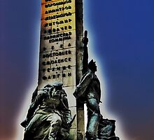 National Hero by LudaNayvelt