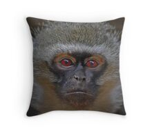 I Think   Throw Pillow